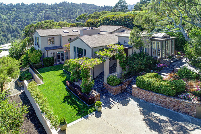 321 Summit Avenue, Mill Valley - $5,195,000
