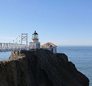 Point Bonita Lighthouse, Marin County