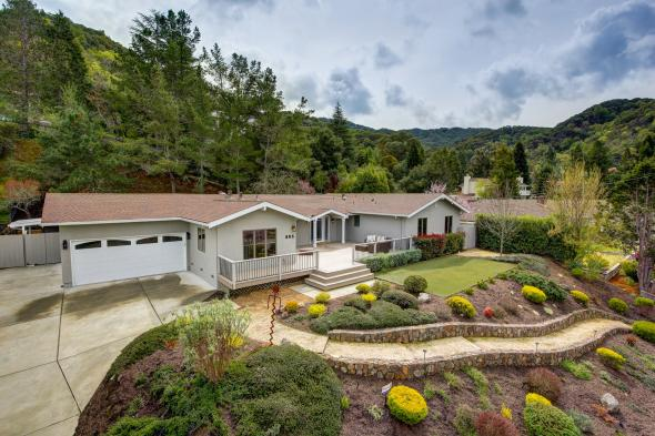 385 Fairway Drive, Novato