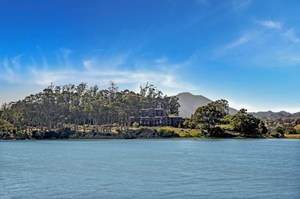 80 De Silva Island Drive, Mill Valley