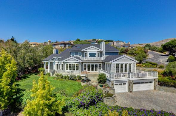 107 Reed Ranch Road, Tiburon