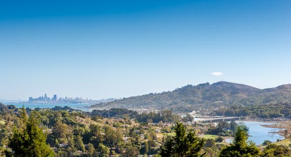 6 Escalon Drive, Mill Valley  #2