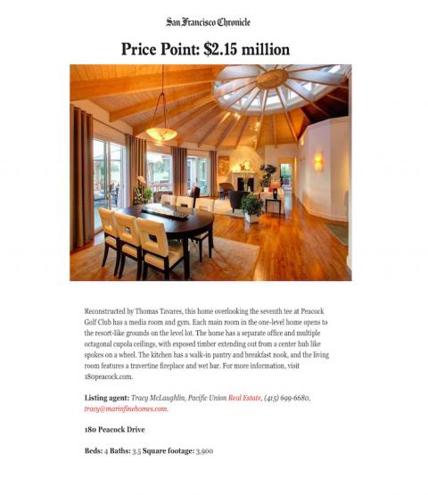 Price Point: $2.15 million
