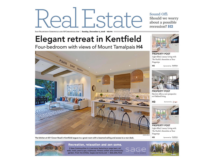 Experience the crown jewel of the Kent Woodlands