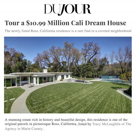 Tour a $10.99 Million Cali Dream House